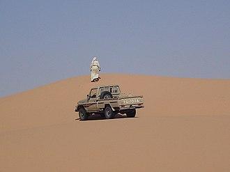 Sayhad - Yemeni Desert.