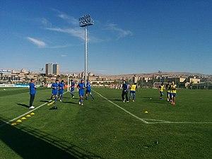 Yerevan Football Academy - Yerevan Football Academy