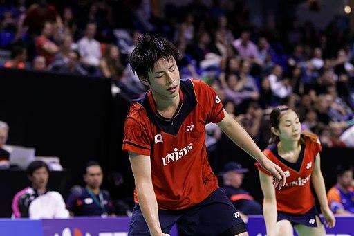 Yonex IFB 2013 - Quarterfinal - Sudket Prapakamol - Saralee Thungthongkam vs Kenichi Hayakawa - Misaki Matsutomo 29