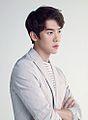 Yoo Yeon-seok for Bean Pole accessories Summer 2015 collection.JPG