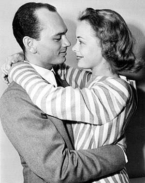 Virginia Gilmore - Yul Brynner and Virginia Gilmore