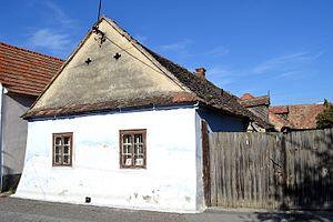 Záhorská Bystrica - Preserved peasant house in Záhorská Bystrica