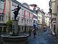 Zürich - Neumarkt - Bilgeriturm IMG 1329.JPG