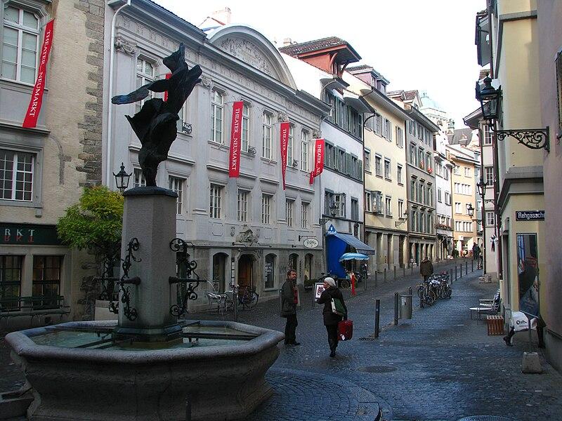 Onde se hospedar em Zurique