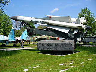 S-200 (missile) Surface-to-air missile system