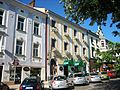 Zabytkowy hotel Bristol (wraz z budynkiem restauracji) w Tarnowie, ul. Krakowska 9 3 pavw.JPG