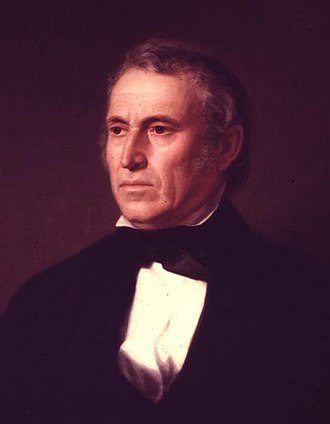1848 United States presidential election in Texas - Image: Zachary Taylor portrait