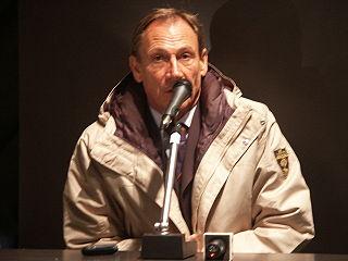 Zdeněk Zeman Czech-Italian football coach