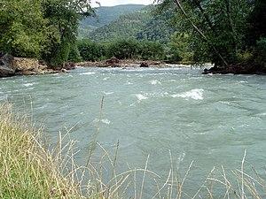 Bolshoy Zelenchuk River - Image: Zelenchuk