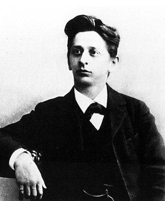 Alexander von Zemlinsky - Alexander Zemlinsky