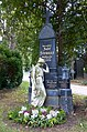 Zentralfriedhof Wien Grabmal Josef Strauss.jpg