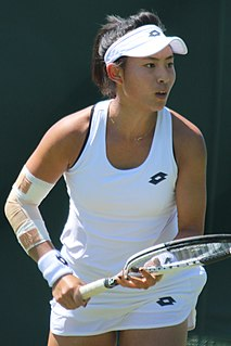 Carol Zhao Canadian tennis player