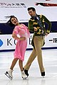 Zhao Yue and Zheng Xun at the 2015 Cup of China - SD.jpg