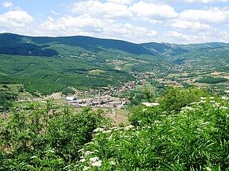 Zvečan - Image: Zitkovac