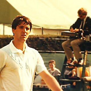 Slobodan Živojinović Serbian tennis player