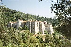 The Zograf Monastery