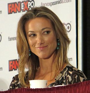 Zoie Palmer Canadian actress