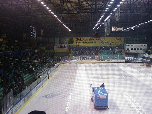 Zimní stadion Karlovy Vary