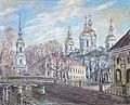 """""""Крюков Канал"""", 2012.JPG"""