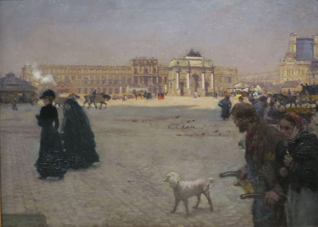 La Place du Carrousel