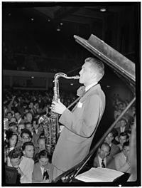 (Portrait of Bob Cooper, 1947 or 1948) (LOC) (5020409490).jpg