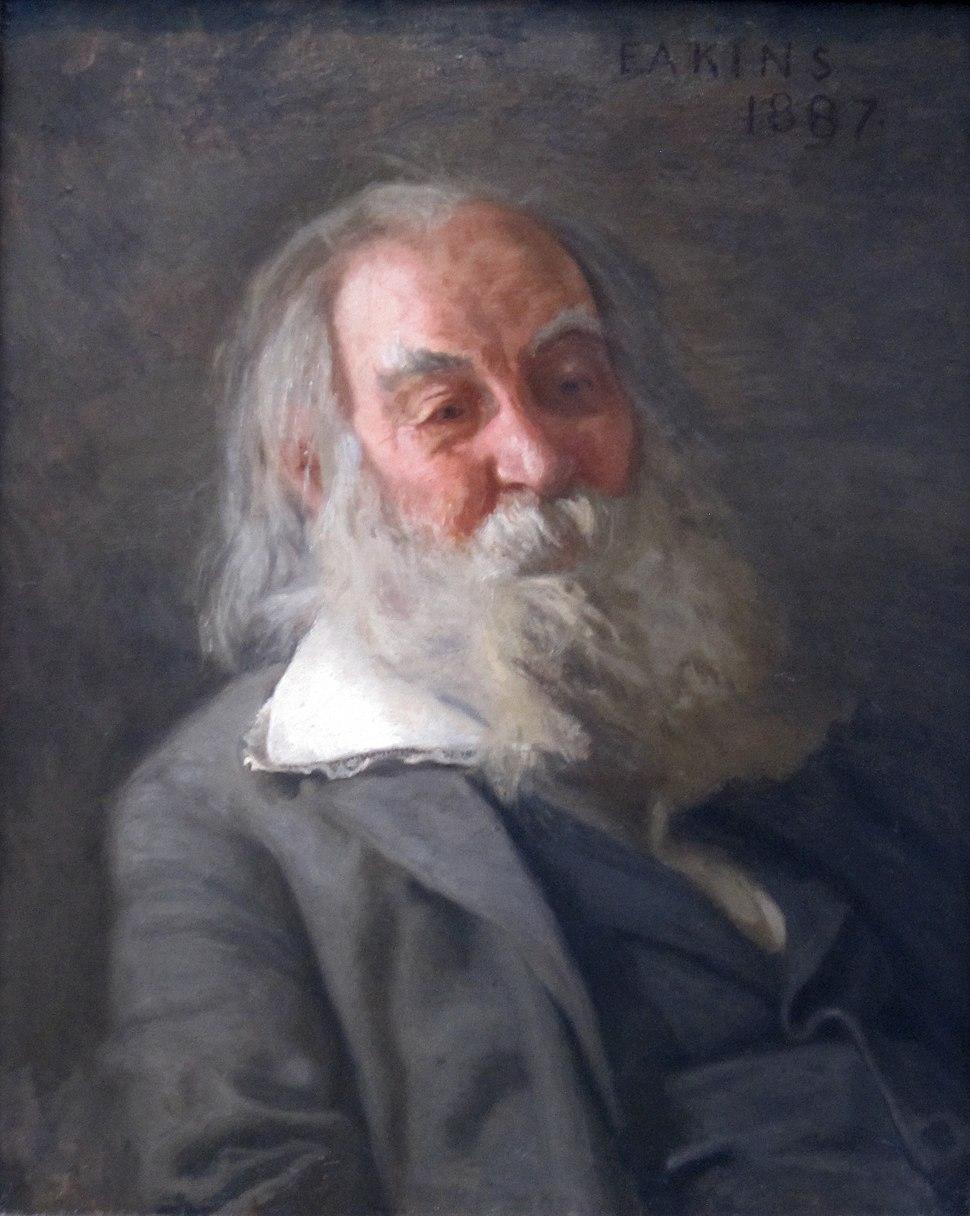 %C2%A7Whitman, Walt (1819-1892) - 1887 - ritr. da Eakins, Thomas - da Internet