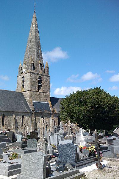 Église Notre-Dame-et-Sainte-Agathe de fr:Quettreville-sur-Sienne
