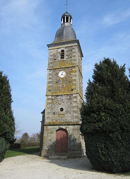 Église Saint-Blaise, Le Mesnil-Adelée