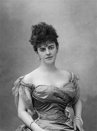 Élisabeth, Countess Greffulhe - Image: Élisabeth de Caraman Chimay (1860 1952) A