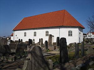 Öckerö - Öckerö Old Church