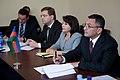 Ārlietu komisijas deputāti tiekas ar Azerbaidžānas Republikas Milli medžilisa Azerbaidžānas - Latvijas parlamentu sadarbības grupu (8161149013).jpg