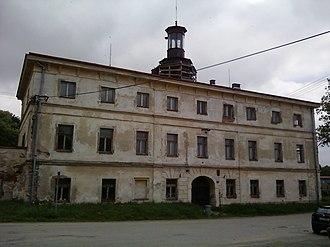 Čížkov (Pelhřimov District) - Manor in the village