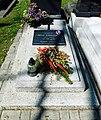 ŁÓDŹ. Grób prof. Alfreda Wiłkomirskiego na Starym Cmentarzu.jpg