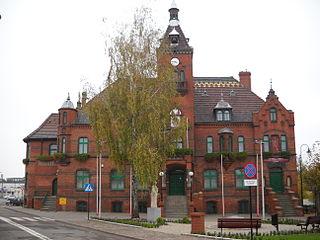 Łasin Place in Kuyavian-Pomeranian Voivodeship, Poland