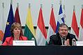 """Άτυπο Συμβούλιο Υπουργών Εξωτερικών Ε.Ε. """"Gymnich"""" (Αθήνα, Ζάππειο Μέγαρο, 4 – 5.4.2014) (13645834313).jpg"""