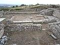 Περίκεντρος Ναός (Ροτόντα) Παλαιοχριστιανική Αμφίπολη, Αίθριο από Β προς Ν.jpg