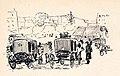 Арнштам. У вокзала. Швейцария. 1907.jpg