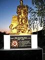 Братська могила радянських воїнів та пам'ятник воїнам- односельцям, с. Решетилівське, Пологівський район, Запорізька область.jpg
