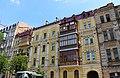 Будинок житловий, в якому проживали О. В. Баранецький, Київ Пушкінська вул., 33-а.JPG