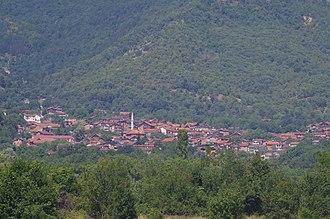 Podgorci, Struga - Panoramic view of the village