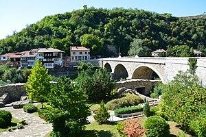 Владишкия мост, Велико Търново