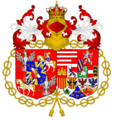 Герб Констанции Австрийской, королевы Польши.png