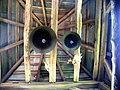 Дзвони в дзвіниці церкви Вознесіння Господнього (дер.)1855 с. Костильники 04.jpg