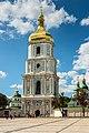 Дзвіниця собору Святої Софії (Київ, Україна).jpg