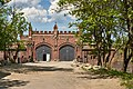 Калининград. Фридландские ворота. Восточный фасад.jpg