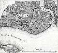 Карта № 1 к статье «Дюппель-Зондербург». Военная энциклопедия Сытина (Санкт-Петербург, 1911-1915).jpg