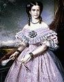 Мария Пиа Савойская, Королева Португалии 1862.jpg