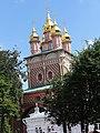 Надвратная Церковь Рождества Иоанна Предтечи Троице-Сергиева лавра 3.JPG