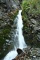 Небольшой водопад в Медвежьем ущелье - panoramio.jpg