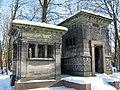 Новодевичье кладбище. Склепы фан Гильзе фан дер Пальса и его жены 02.jpg